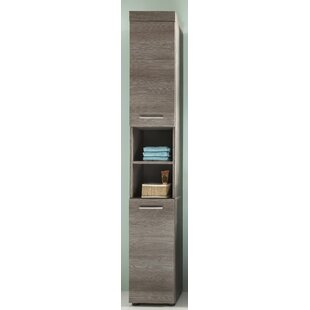 Vanzant 30 X 190cm Free Standing Bathroom Cabinet By 17 Stories