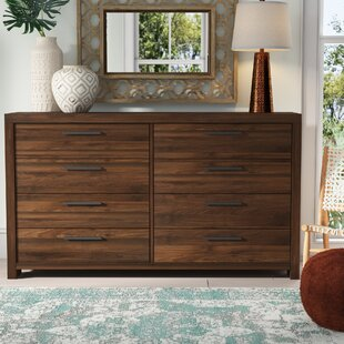 Lexus 8 Drawer Double Dresser