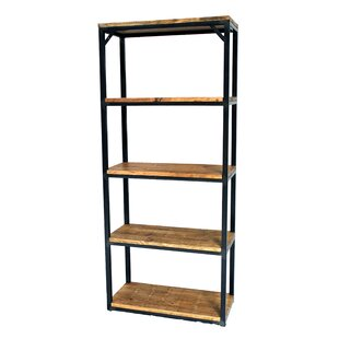 Find for Bryana Etagere Bookcase by Union Rustic