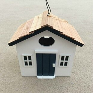 Gwin Hanging Birdhouse By Sol 72 Outdoor