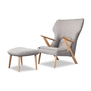 Cub Lounge Chair by Kardiel