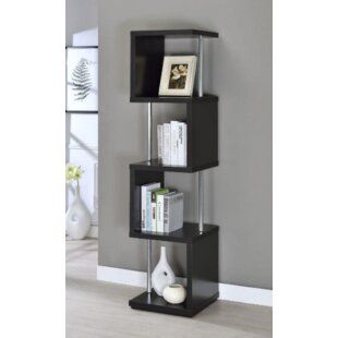 Hamann Geometric Bookcase