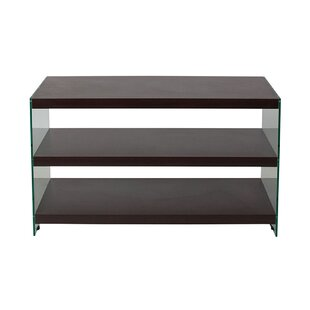 Wrought Studio Aryan Wood Grain Finish TV Stand for TVs up to 40