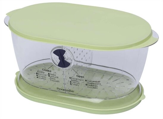 Progressive International Lettuce Keeper 150 Oz Food Storage