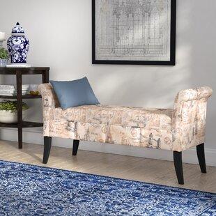 Alcott Hill Babineaux Upholstered Storage Bench