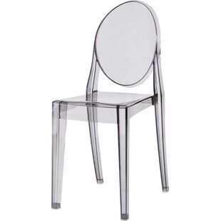 Victoria Ghost Chair (Set of 2) by Kartell