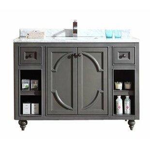Odyssey 48 Single Bathroom Vanity Base by Laviva