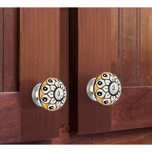 Handpainted Classic Round Knob (Set of 8)