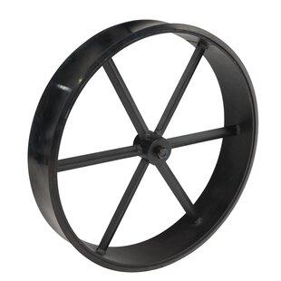 Tennessee Smoker Rubber Wheel Set By Landmann
