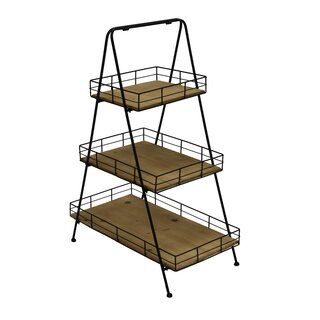 Allport 3 Layer Ladder Bookcase by Gracie Oaks SKU:BB583019 Purchase