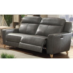 Orren Ellis Guillermo Reclining Sofa