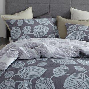 Amaro Reversible Comforter Set by Ebern Designs