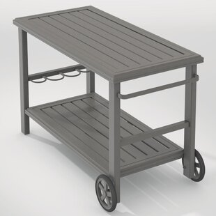 Banchetto Bar Serving Cart