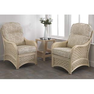 Glenhaven 3 Piece Armchair Set By Beachcrest Home