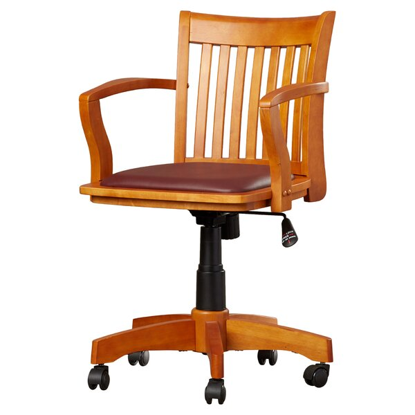 Astonishing Wood Office Chairs Creativecarmelina Interior Chair Design Creativecarmelinacom