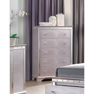 House of Hampton Merauke 5 Drawer Chest