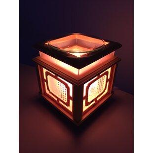 Wood Lantern by Aurora