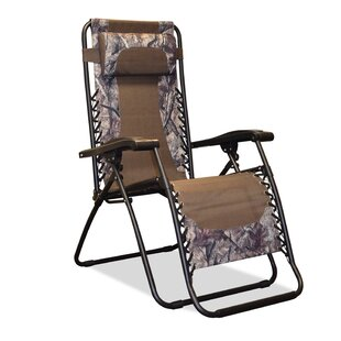 Sports Infinity Reclining Zero Gravity Chair by Caravan Canopy