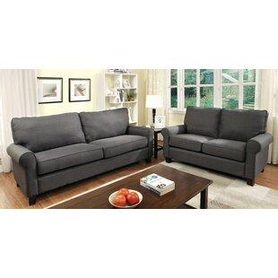 Somerville Configurable Living Room Set by Alcott Hill