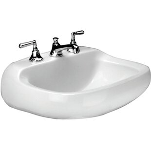 Mansfield Plumbing Products Cape Charles Vitreous China 21