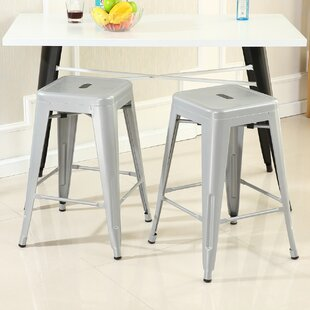 26 Bar Stool (Set of 4) Belleze
