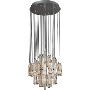 House of Hampton 12-Light Cluster Pendant