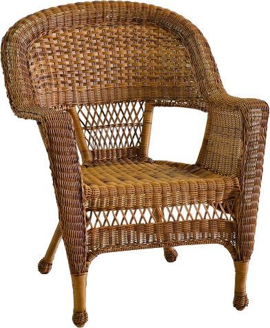 Beau Karan And Wicker Lane Chair