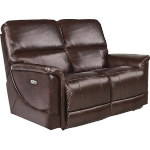 Oscar Power Full Reclining Loveseat by La-Z-Boy