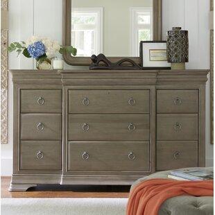 Baily 12 Drawer Dresser