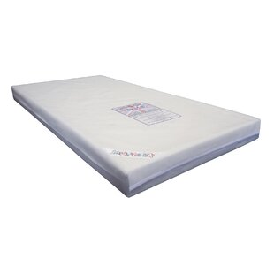 Cotbed Mattress by Kidsaw