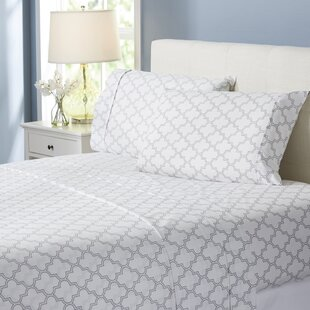 Cantrell Trellis 4 Piece Sheet Set