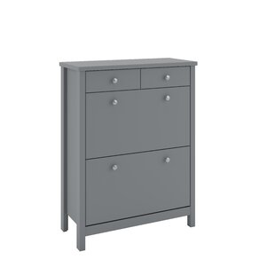Draco 6 Pair Shoe Storage Cabinet By August Grove