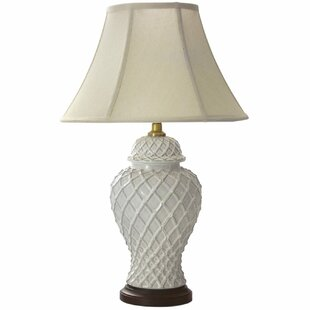 Classic Temple Jar 23.5 Table Lamp