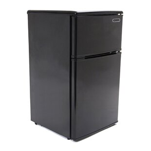 Energy Star 3.1 cu. ft. Compact Refrigerator with Freezer
