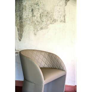Hudson Arm Chair in Eco-Leather by YumanMod
