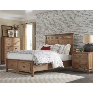Loon Peak Huber Storage Panel Bed