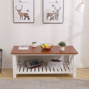 Joselyn Coffee Table With Storage By Gracie Oaks