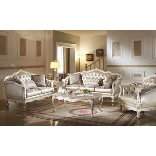 Read Reviews Wensley Configurable Living Room Set by Astoria Grand Reviews (2019) & Buyer's Guide