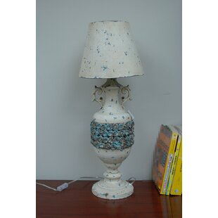 Nostalgia Rose Base 26.75 Table Lamp