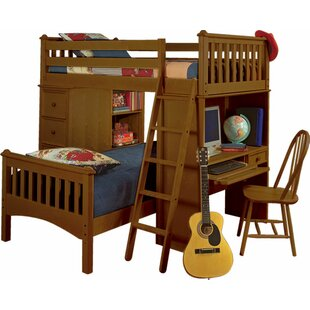 Top Reviews Twin Loft Bed by Harriet Bee Reviews (2019) & Buyer's Guide