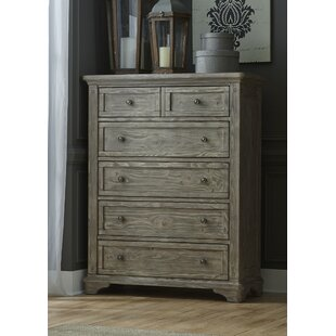 Darby Home Co Barkell 5 Drawer Chest