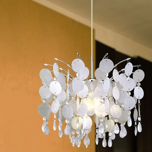 Everly Quinn Dayton 1-Light Novelty Pendant