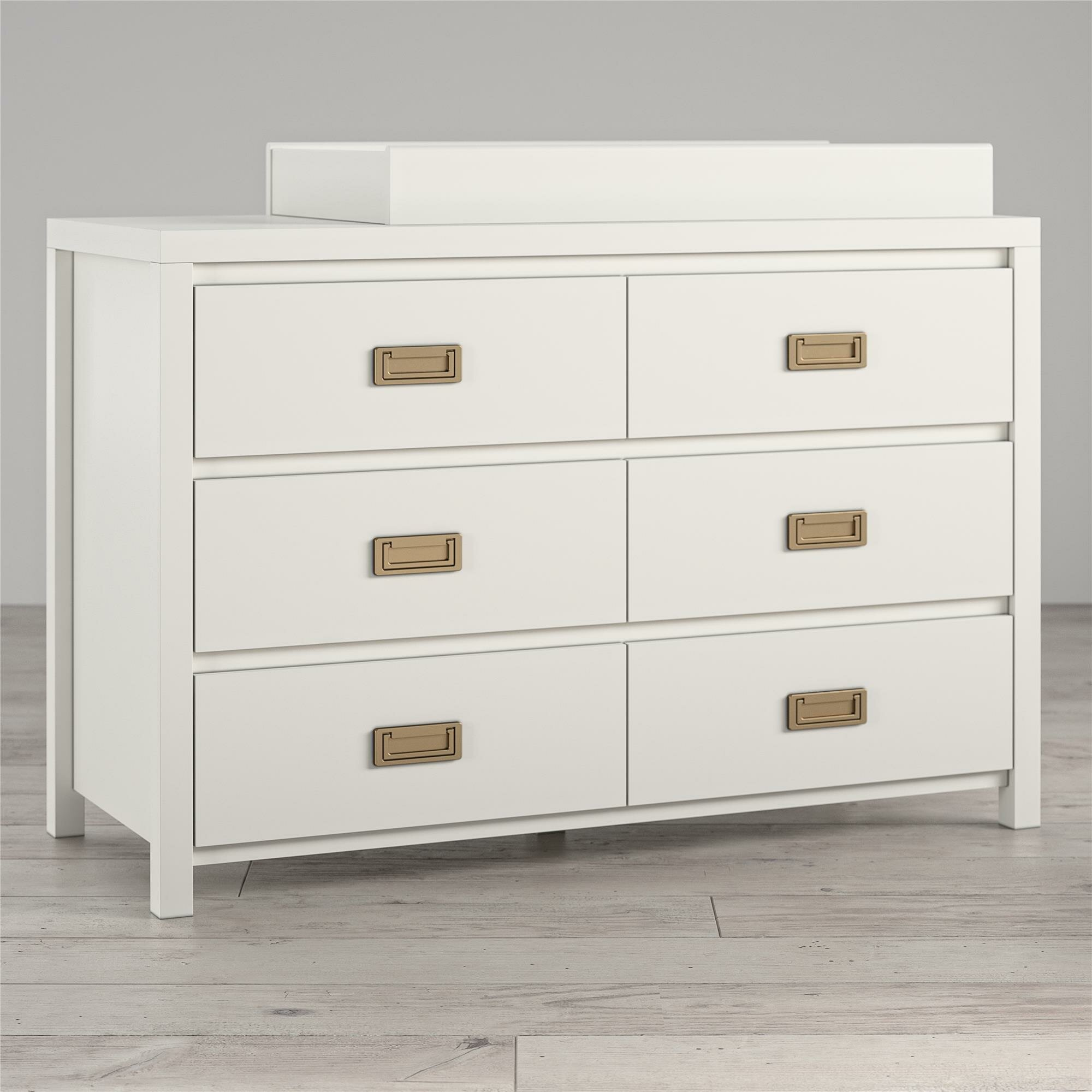 Awesome Little Seeds Monarch Hill Haven Changing Table Dresser Wayfair Download Free Architecture Designs Intelgarnamadebymaigaardcom