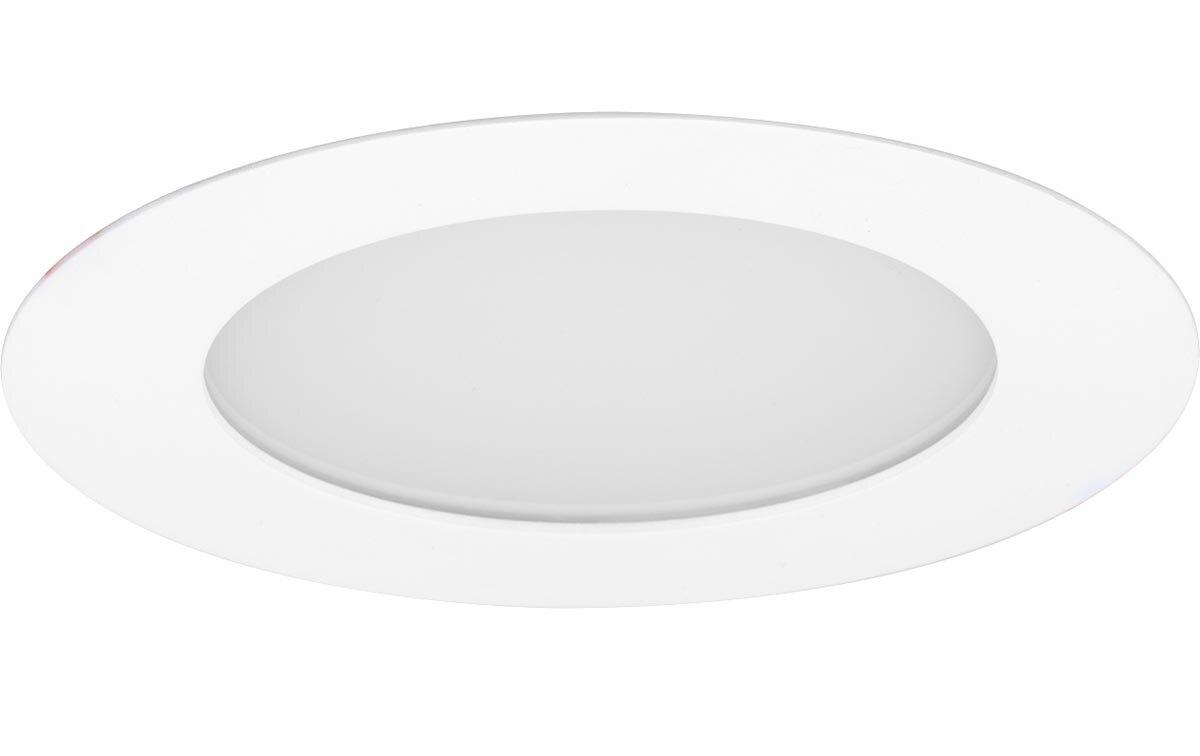 Trim Progress Lighting P800005-028-30 Edgelit Recessed White ...