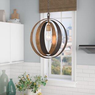 Corrigan Studio Mason 1-Light Pendant