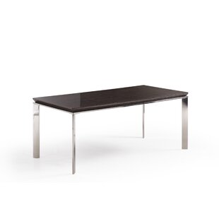 Moonya Dining Table by Brayden Studio Amazing