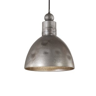 Uttermost Adelino 1-Light Bell Pendant