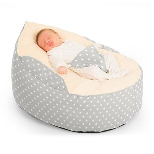 Stars Baby Bean Bag Lounger By Harriet Bee