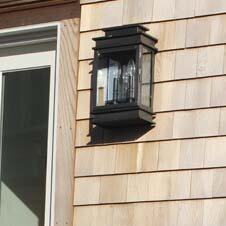 Top Reviews Empire 2-Light Outdoor Flush Mount By Northeast Lantern