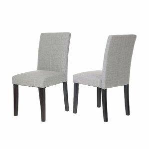 Classic Fabric Side Chair (Set of 2) by Merax